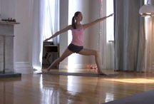 Yoga / by Amanda DeStefano