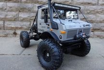 AXIAL SCX10 / アキシャルSCX-10