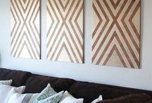 Plywood Art
