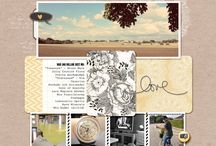 Scrapbook / by Dawn Campbell-nordquist