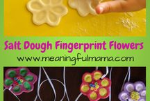 Dough crafts