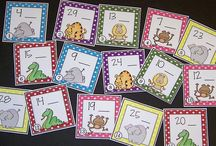 Kindergarten Mathematics / This board includes ideas and resources for teaching math in kindergarten.