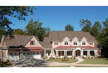Luxury House Plans / Live like a king in these stunning luxury house plans perfect for living the perfect live of luxury with every amenity imaginable!