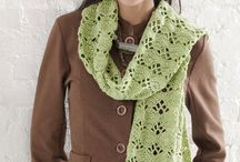 crochet patterns / by Heidi Harbuck