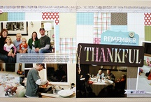 MME Celebrates! Giving Thanks: Cards, Crafts, Layouts / by My Mind's Eye inc