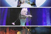 Frozen :-p