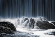 Long Exposure Photography / Long exposure photos from here and there...