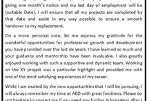 Simple Resignation Letter Format / The above simple resignation letter formats can be customized as per the needs of the employee. Professional standards of letter writing should be maintained while writing the resignation letters.