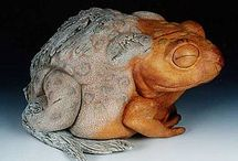 Wooden burl sculptures / This is a compilation of the most beautiful wooden sculpture i can find made out of burl wood