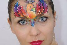 Face Paint Artist: Ksenia Dudkina
