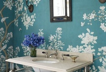 Wonderful Wallcoverings / Bring your space to life with these quirky, these stylish and these bold wallpapers