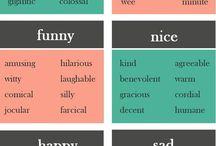 woordenschat Engels