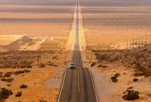 Road trip in the USA / by Le pingouin de l'espace