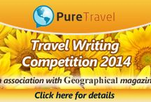 Travel Writing Competition 2014 / This year our theme is based around your most breathtaking travel moment. Whether you stumbled on a stunning view or glimpsed a long-lost ruin. Perhaps you bumped into someone unexpectedly or were shown kindness by a stranger. Maybe you had an intricate travel plan come to fruition or you simply slipped into some icy water.