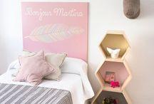 Kids Decor / Decor for kids' rooms. / by Desiree Aldeguer