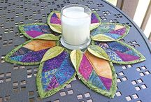 Patchwork----Table Toppers