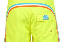 YELLOW BOARDSHORTS MR.BEACHWEAR / YELLOW PROPOSAL BY MR.BEACHWEAR