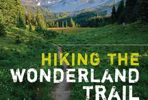 The Wonderland Trail & Mount Rainier National Park / Hiking, guidebooks, flora, fauna and more in Mount Rainier National Park.