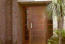 Puerta - entrada casa