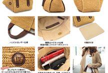 Örme çantalar