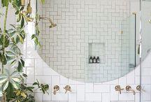 SUBWAY TILES / Subway tiles, azulejos de metrô, metro white, revestimento, decoração escandinava, azulejo branco, azulejo comprido, parede de azulejo, paginação de azulejo, como assentar azulejo de metrô, inspirações, ambientes decorados com subway tiles