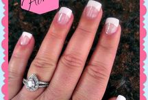 Pretty nails / by Tanya Stansberry