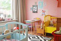 Inspiração - quarto bebê