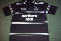 Newcastle Falcons - Classic Rugby Shirts / Newcastle Falcons rugby shirts on website www.classicrugbyshirts.com