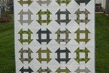 Quilts - Churn Dash