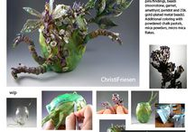 Polymer clay art / Beautiful things made with polymer clay