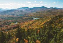 Fall Foliage in NY / When fall rolls around, there's no place we'd rather be than right here in New York. Don't miss out on New York's amazing fall foliage.