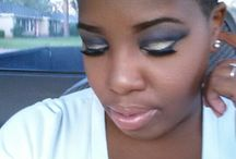 A.Lathon Makeup / I am a makeup artist in Louisiana,  and this is some of my work