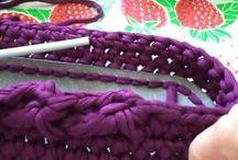 Crochet points