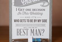 Will you be my best man?