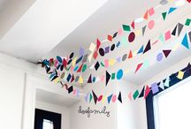 Garlands / buntings