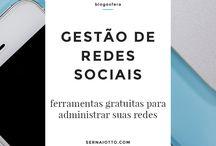 Gestão Redes Sociais