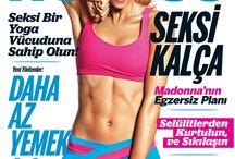 Fitness Türkiye Eylül