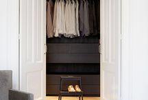 ☆ Walk inn closet / Opgeruimd staat netjes