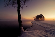 Winter, Sweden and more...