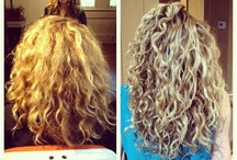 curls before and after Deva products