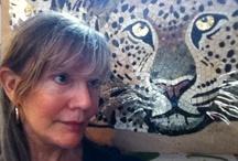 mosaiques art déco d'Anne BEDEL /  Mes mosaïques sur annebedel.com