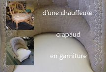 refection fauteuil