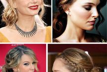 Hairstyles for deb