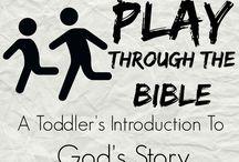 Toddler Sunday school