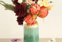 Make Flower Bouguet
