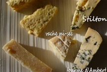 Fromages - cheeses