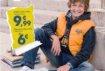 Vuelta al Cole 2014 / Todo lo que necesitas para la #VueltaalCole al mejor precio, está en Carrefour.