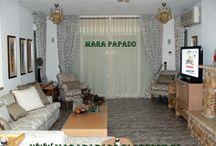 ΚΟΥΡΤΙΝΕΣ ΚΑΙ ΣΧΕΔΙΑ ΚΟΥΡΤΙΝΩΝ ΑΠΟ MARA PAPADO / Οίκος ραπτικής κουρτινών Mara Papado - www.marapapado.blogspot.gr