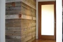 drevený obklad