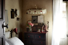 Bedrooms / by Donna Burkhead